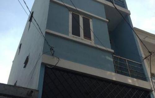 Cần bán nhà nguyên căn, mặt tiền đường 16B