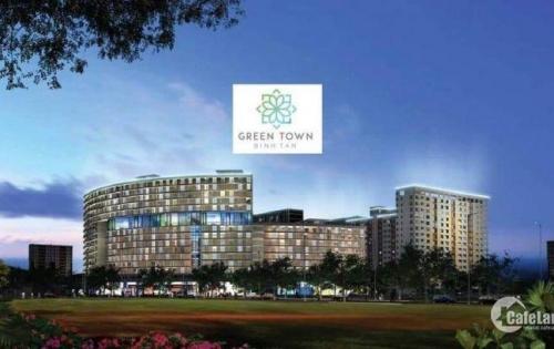 Căn hộ Green Town chỉ cần 450tr đã sở hữu ngay căn hộ chuẩn Hàn Quốc