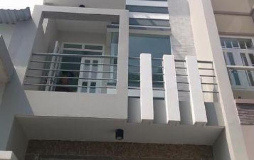 Bán nhà đường Cây Trâm-GV, 4PN, HXH, 3,6 tỷ.
