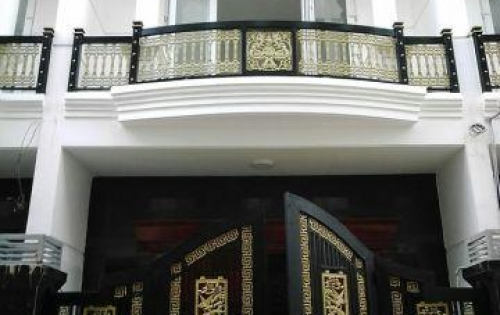 Chị Tú bán gấp nhà MT Phan Văn Trị 128.8m2 giá 3tỷ5