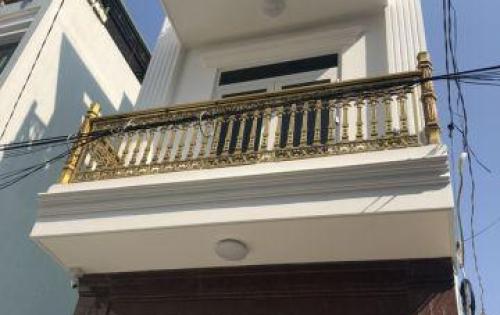 Nhà bán giá hót, hẻm Phan văn Trị , Gò vấp , 63m2, 5 lầu , 5.7 tỷ