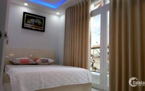 10m ra mặt tiền, 4 tầng, 5.65tỷ, Phan Đăng Lưu, Phú Nhuận.