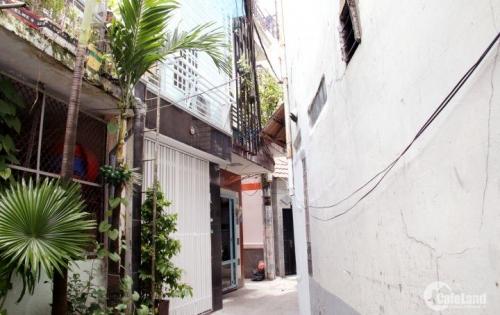 Nhà bán-giá cực hợp lý, Hoàng Hoa Thám , Phú Nhuận ,  4 lầu,  4.7 tỷ