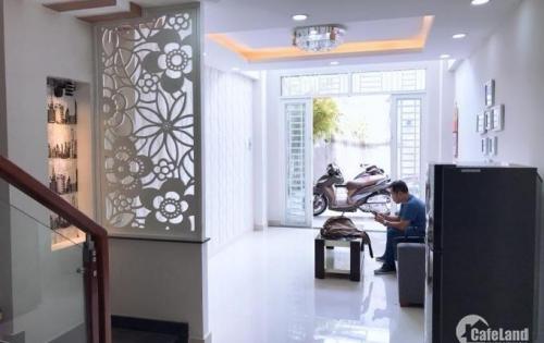Nhà mới đ.Nguyễn Kiệm Q. Phú Nhuận, 46m2, 3 tầng, giá rẻ 4.6 tỷ TL phường 3