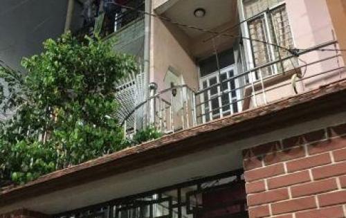 Nhà Mặt Tiền Nguyễn Thanh Tuyền F2 Tân Bình 95m2/4 lầu BTCT/9.9 Tỷ-0909466397