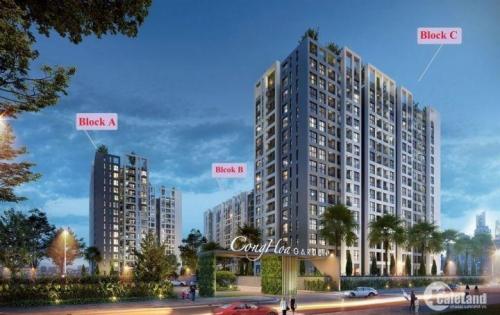 Bán căn hộ mặt tiền số 20 Cộng Hoà, phường 12, Tân Bình.