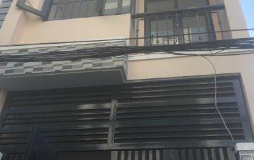 Nhà Phan Huy Ích, Tân Bình, 1 trệt 1 lầu hẻm ô tô, sổ hồng chính chủ.