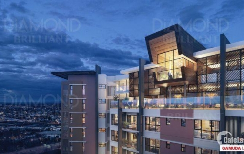 Căn hộ Celadon City view đẹp giá tốt 84m² 2PN