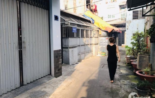 Bán nhà Phùng Chí Kiên, Tân Phú. DT 3,5x9. 1 lầu. Giá 2.8 tỷ