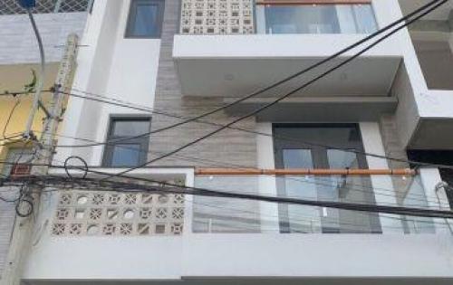 Nhà mới xây HXH Tân Hương, dt 5x12m, đúc 3.5 tấm, 4PN, giá 7 tỷ