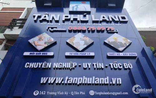 Chủ cần bán gấp nhà hẻm 7m Nguyễn Văn Yến, dt 4x16, 1 lầu giá 5.2 tỷ