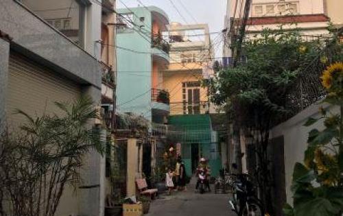 Bán nhà hẻm thông 5m Vườn Lài, 5mx15m, 6.6 tỷ, P. Tân Thành, Q. Tân Phú
