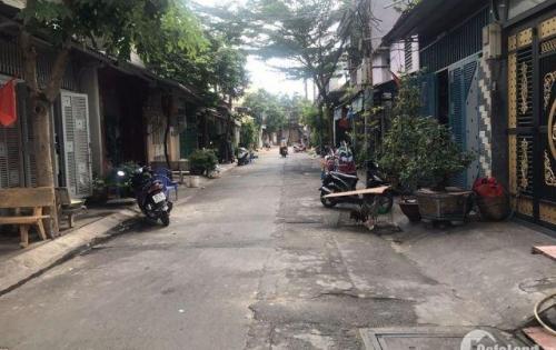 Nhà HXH Thoại Ngọc Hầu (P Phú Thạnh) Q Tân Phú 4x11m Nhà 1 Lầu Giá 3.9 Tỷ TL.