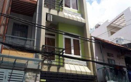 Nhà Hẻm 4m Tân Hương (P Tân Quý) Q Tân Phú 4.1x7m Nhà 3 Tấm Giá 3.45 tỷ TL.