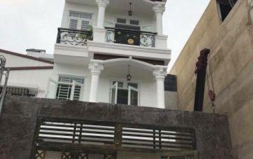 Bán nhà phường Trường Thọ, gần tuyến metro, nhà 1 trệt 2 lầu xe hơi vào tận nhà