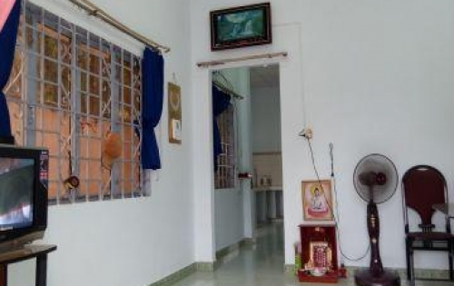Cần bán nhà mặt tiền đường số ở Tam Bình, cách Tô Ngọc Vân 100m, thuận tiện đi lại