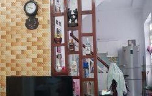 Bán nhà giá rẻ đường 49 phường Hiệp Bình Chánh, nhà 1 trệt 1 lầu, khu vực dân cư đông đúc