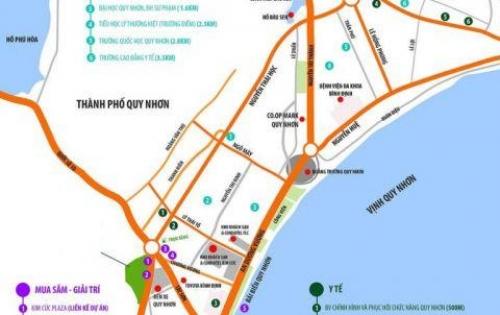 Mở bán Condotel BMC LIBERTY CENTRAL Hưng Thịnh- Condotel Melody Quy Nhơn khu phức hợp Kim Cúc ck 3-18%