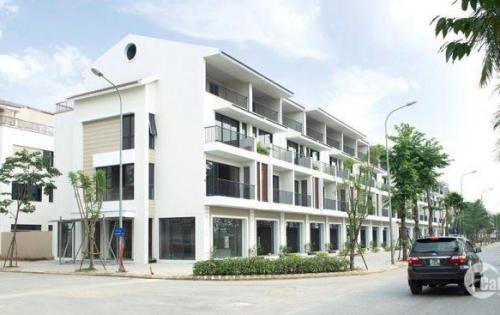 Shophouse khu đô thị Sunny Garden City tại Quốc Oai. Chiết khấu 4,5%