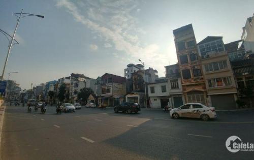 Mặt phố Nghi Tàm bán gấp, sổ đỏ chính chủ, đoạn đường lớn đã cải tạo, DT: 110m2 x 5 tầng.