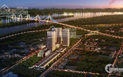 Căn góc cuối cùng 3PN View Cầu Nhật Tân. Tặng chuyến du lịch 250tr. HTLS 0%.