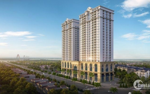 Chung cư Tây Hồ Residence mặt đường Võ Chí Công, chỉ từ 3,2 tỷ/3PN