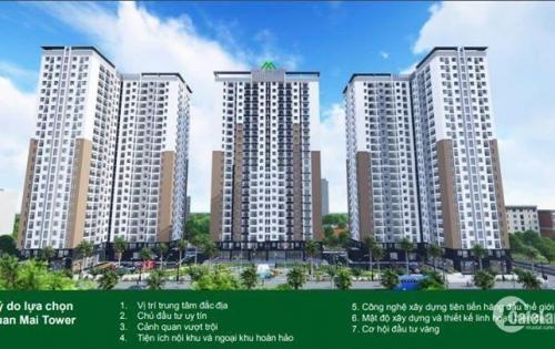 Mở bán đợt đầu, giá hấp dẫn của Chung Cư Cao Cấp Xuân Mai Tower Thanh Hoá