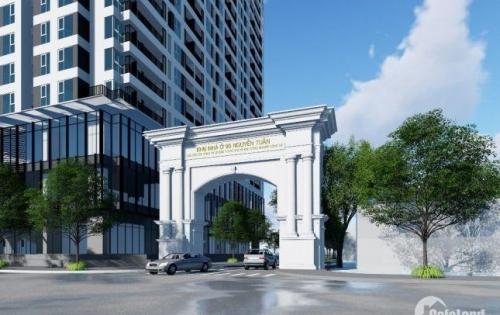 Chính chủ bán căn hộ chung cư 404 HH2 và 612 HH2 dự án 90 Nguyễn Tuân, Thanh xuân, Hà Nội