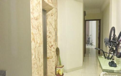 Tòa 7 tầng 16 căn CCMN tại Khương Trung cho thuê 1 tỷ/năm bán giá 13 tỷ - Ảnh thật