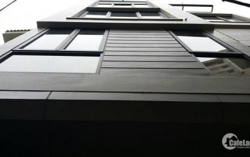 Vũ Tông Phan, Sổ 43m2 xây 5 tầng, Mặt tiền 3.5m.  Mặt ngõ Kinh doanh, hai mặt thoáng, ô tô vào nhà!