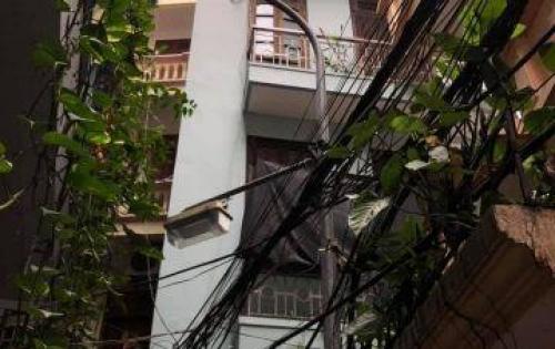 Nhà đẹp Thanh Xuân 50m2 4 tầng giá 4.8 tỷ. LH 0946550495