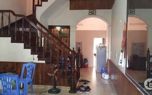 Nhà đẹp ở luôn Hoàng Văn Thái, ngõ thông, ôtô đỗ cửa. KD, văn phòng. DT 60mx4T, MT 5m, giá 6.35 tỷ