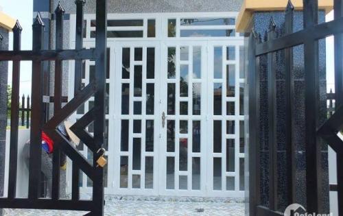 bán nhà 1 trệt 1 lầu mới xây 100% sổ hồng riêng tại an hòa trảng bàng tây ninh