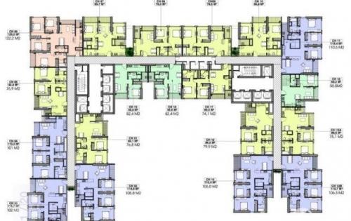Cần bán CHCC tòa A1 Vinhome Hàm Nghi, DT 110m2, có 3 PN, nội thất cơ bản, cửa TB giá 4,8 tỷ - 0333004944