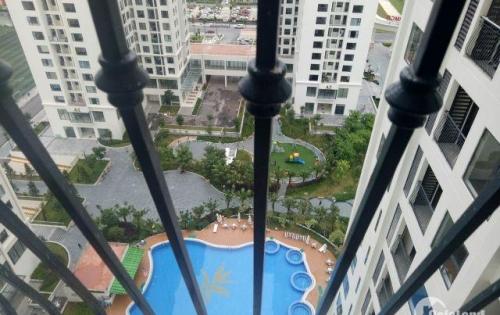 Căn góc 3 phòng ngủ giá rẻ view trọn nội khu quảng trường nhạc nước, bể bơi tại An Bình City