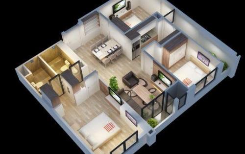 An Bình City - Căn hộ 03 ngủ, chủ nhà bán thu hồi lại vốn tầng trung giá tốt nhất dự án