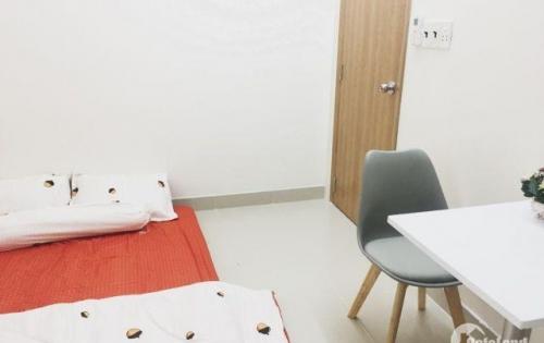 Cho thuê phòng CCMN 25m2, có gác, full nội thất, Quận Bình Thạnh.