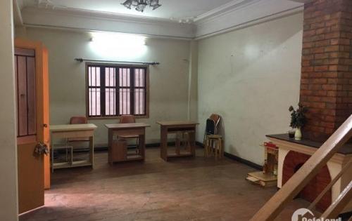 cho thuê nhà Ngõ 19 Nguyễn Thị Định, Trung Hoà, 3 Tầng 6 phòng 18 triệu rất thích hợp làm văn phòng và để ở
