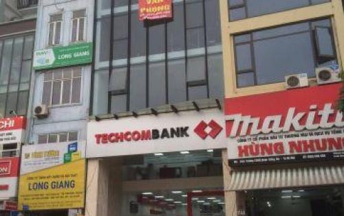 Cho thuê Sàn văn phòng mặt phố Trường Chinh diện tích 150m2