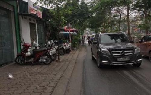 Cho thuê cả nhà kinh doanh mặt phố Xã Đàn, Đống Đa, Hà Nội.