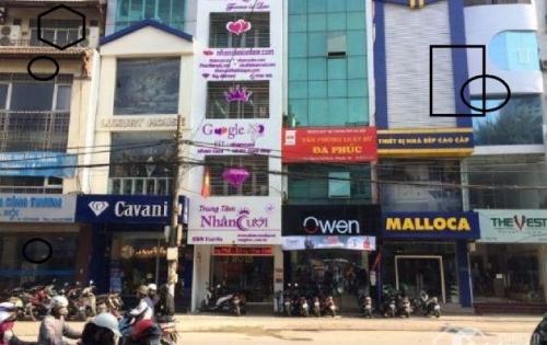 Cho thuê mặt bằng Thái Hà 75m2 kinh doanh thời trang, spa, mỹ phẩm