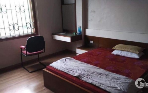 Cho thuê nhà Phố Chùa Bộc làm nhà nghỉ, CHDV, ở kết hợp kD online, spa, cafe 26tr/ th
