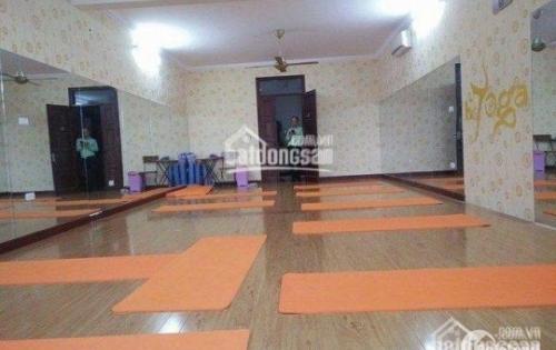 Cho thuê sàn văn phòng,spa… mặt phố xã Đàn DT 60m2