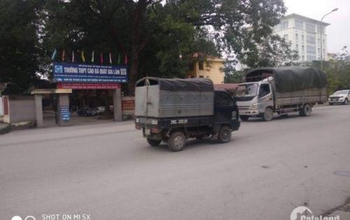 Cho thuê mặt bằng mặt phố Cổ Bi, Gia Lâm, Hà Nội