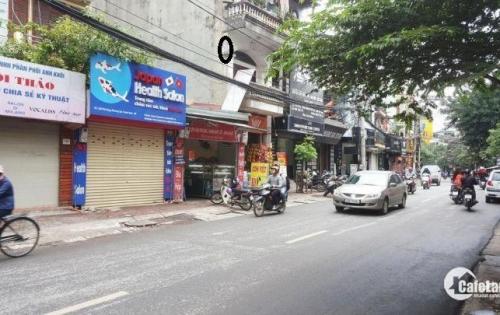 Cho thuê nhà mặt phố Phố Vọng 70m2 kinh doanh nhà hàng,showroom, cafe,shop