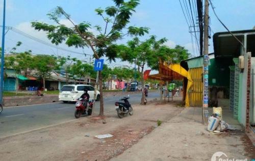 Cho thuê kho mặt tiền đường Trần Văn Giàu, xã Phạm Văn Hai, huyện Bình Chánh, Tp.HCM
