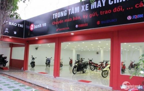 Cho thuê kho xưởng cửa hàng ngoài mặt phố Long Biên diện tích 240m