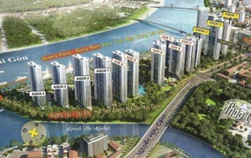 cho thuê căn hộ cao cấp 1 pn Vinhome Golden River