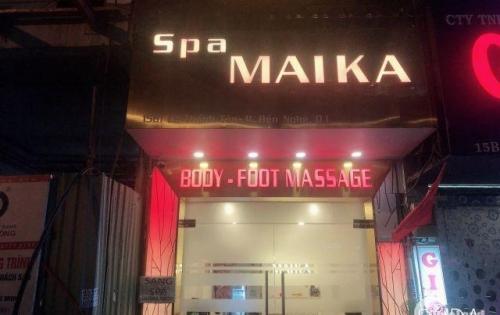Sang tiệm Spa Massage mặt tiền Lê Thánh Tôn, khu khách Nhật tại Quận 1