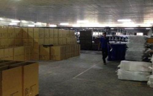 Kho xưởng cho thuê trong KCN Tân Thới Hiệp. DT 18.000m2.